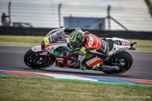 MotoGP   Gp Argentina: Crutchlow vince la matta  gara di Termas, Marquez stende Rossi e si innesca la polemica