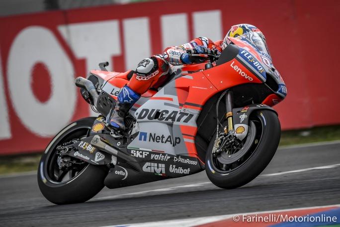 """MotoGP   Gp Argentina Gara: Dovizioso, """"Marquez faticherà anche ad uscire dal paddock"""""""
