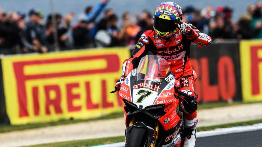 Superbike   Pirelli Aragon Round: Davies non vuole cedere lo scettro