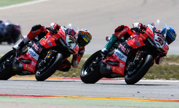 SBK | Motul Dutch Round: Aruba Racing Ducati pronto a scendere in pista