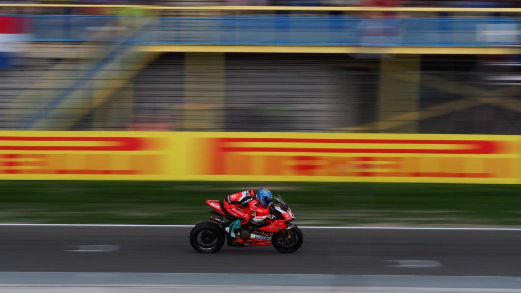 SBK | Motul Dutch Round, Gara2: domenica da dimenticare per Ducati