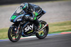 """Moto3   Gp Argentina Day 1: Foggia, """"Mi sono trovato subito a mio agio"""""""