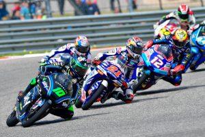 """Moto3   GP Stati Uniti Gara: Foggia, """"Ho cercato di difendermi"""""""