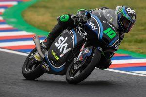 """Moto3   Gp Argentina Qualifiche: Foggia, """"Sono molto fiducioso"""""""