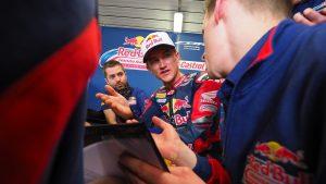 SBK | Motul Dutch Round: Gagne sarà l'unico pilota Red Bull Honda