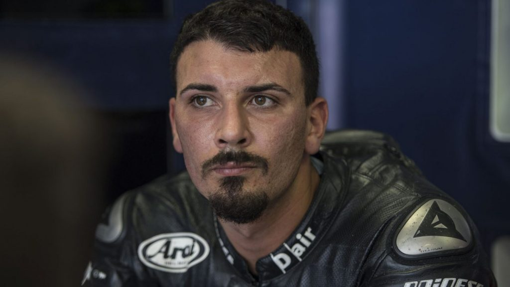 Superbike | Davide Giuliano al posto di Eugene Laverty