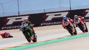 SBK | Pirelli Aragon Round, Gara 2: fine settimana opposto per Rea e Sykes