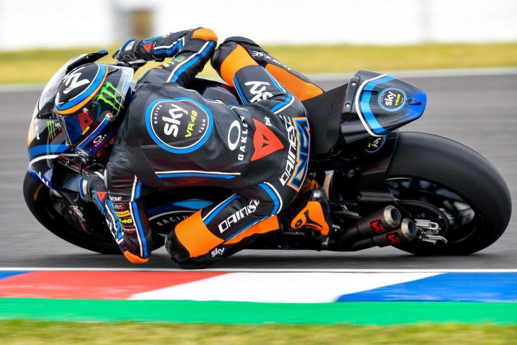 """Moto2  Gp Argentina Qualifiche: Marini, """"La pioggia ci ha costretto ad un cambio di programma"""""""