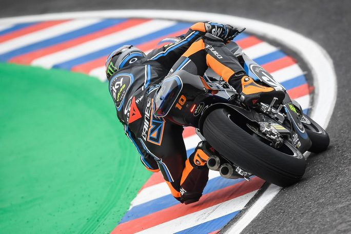 Moto2 | Gp Argentina Warm Up: Marini al Top, Baldassarri è terzo