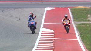 MotoGP | Gp Stati Uniti Qualifiche: Marc Marquez penalizzato di tre posizioni