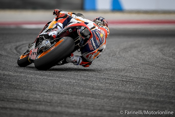 "MotoGP | Gp Stati Uniti Qualifiche: Marquez, ""Pole fantastica"""