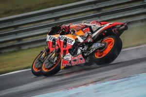 MotoGP | Gp Argentina Warm Up: Marquez imprendibile, Rossi è ottavo