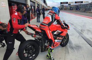 SBK | Pirelli Aragon Round, FP2: Melandri torna davanti alle Kawasaki