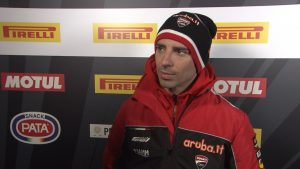 SBK   Pirelli Aragon Round, FP: Melandri si aspetta una gara insidiosa