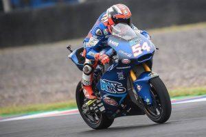 Moto2 | Gp Argentina Gara: Pasini, vittoria e leadership del campionato