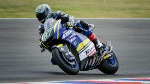 Moto2 | Gp Argentina FP3: Gardner svetta a sorpresa sotto la pioggia