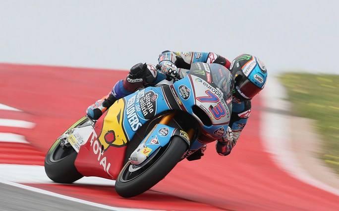 Moto2   Gp Stati Uniti Qualifiche: Marquez si aggiudica la pole, Pasini 3°