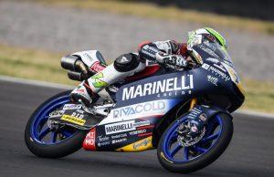 Moto3   Gp Argentina Qualifiche: Tony Arbolino beffa tutti prima della pioggia, è pole