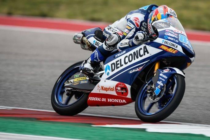 Moto3 | Gp Stati Uniti Gara: Martin dominatore delle Americhe, strepitosi Bastianini e Bezzecchi