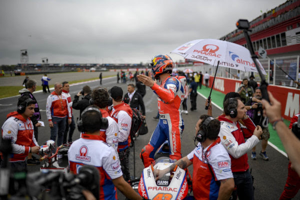 "MotoGP   Gp Argentina Gara: Miller, ""Sono deluso, ma contento"""