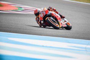 MotoGP | Gp Argentina FP2: Marquez guida la doppietta Honda, naufragano le Ducati