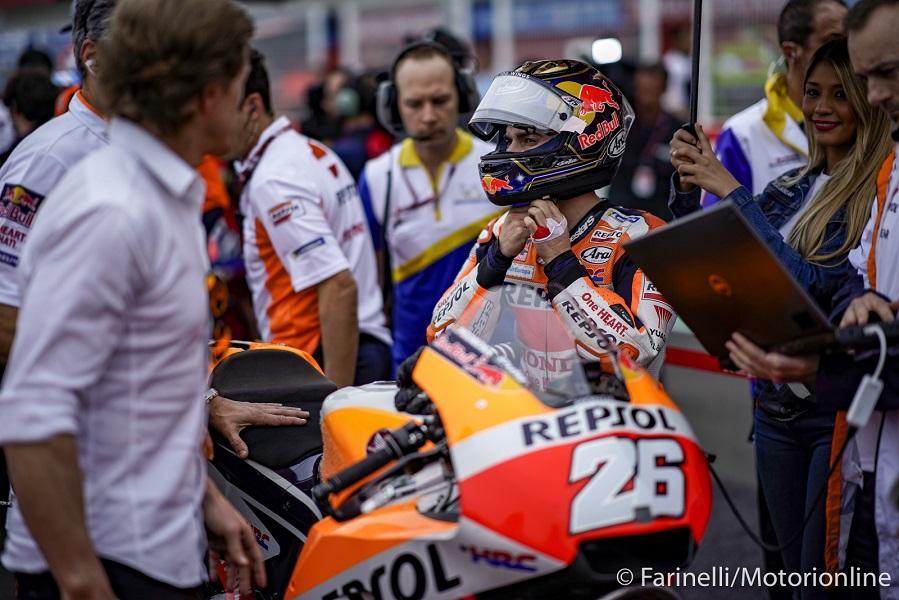MotoGP | Pedrosa: Intervento al polso riuscito riuscito, da sabato la riabilitazione