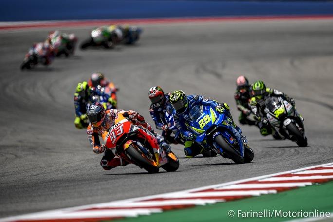 MotoGP | Gp Stati Uniti: Rivivi le emozioni della gara attraverso la nostra Gallery