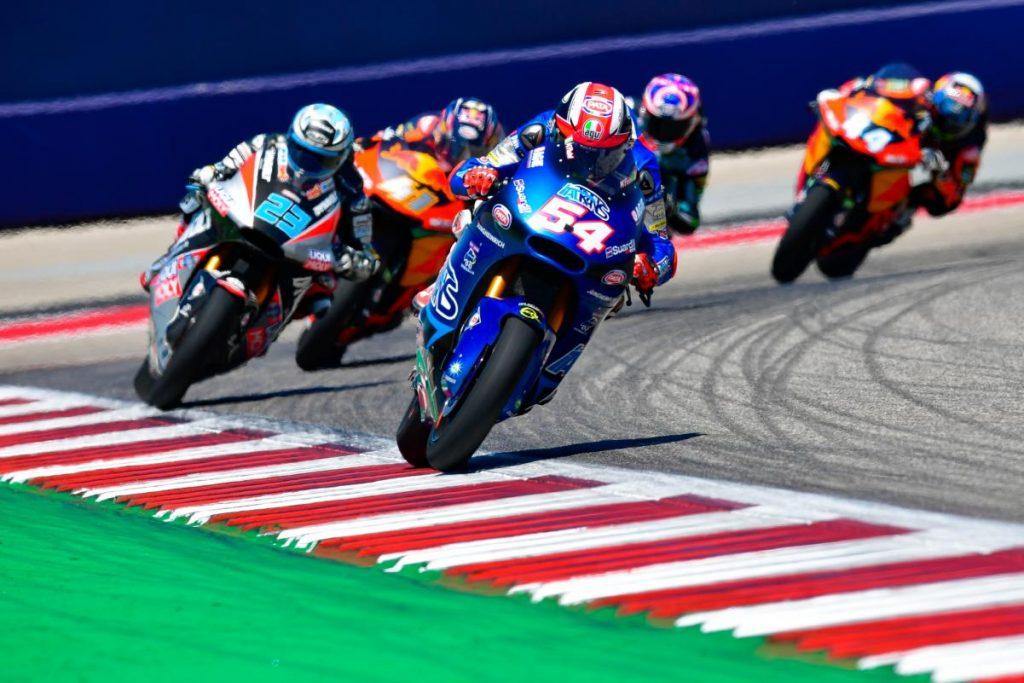 """Moto2   GP Stati Uniti Gara: Pasini, """"In Europa importante fare la differenza"""""""