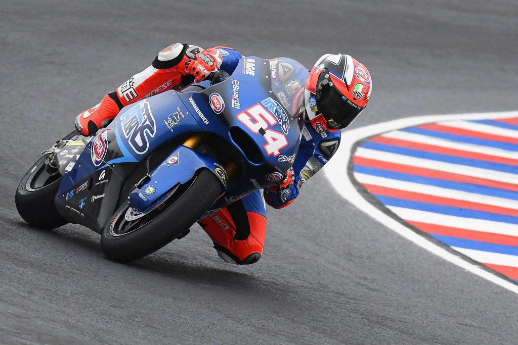 "Moto2 | Gp Argentina Qualifiche: Pasini, ""Spero in una gara asciutta"""