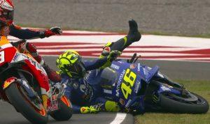 MotoGP | Gp Argentina: Marquez stende Rossi, il pesarese rifiuta le scuse – Video