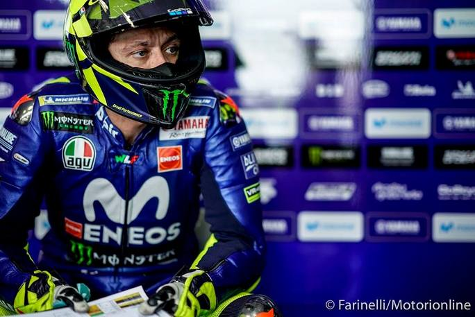"""MotoGP   Gp Argentina Gara: Rossi, """"Ho paura a correre insieme a Marquez, per lui non esistono regole"""""""