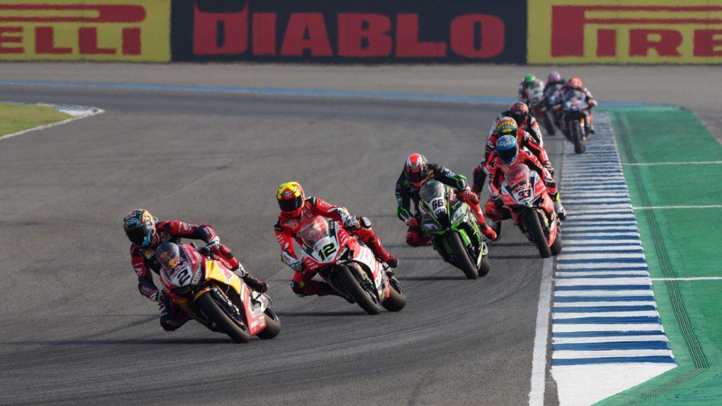 Superbike   Pirelli Aragon Round: le derivate di serie tornano in Europa