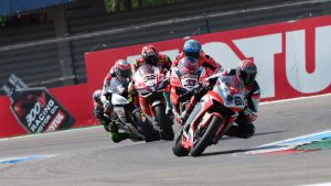 SBK   Motul Dutch Round, Gara2: fine settimana positivo per Torres