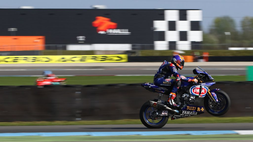 SBK | Motul Dutch Round, FP3: Michael Van der Mark è concentrato sulla gara