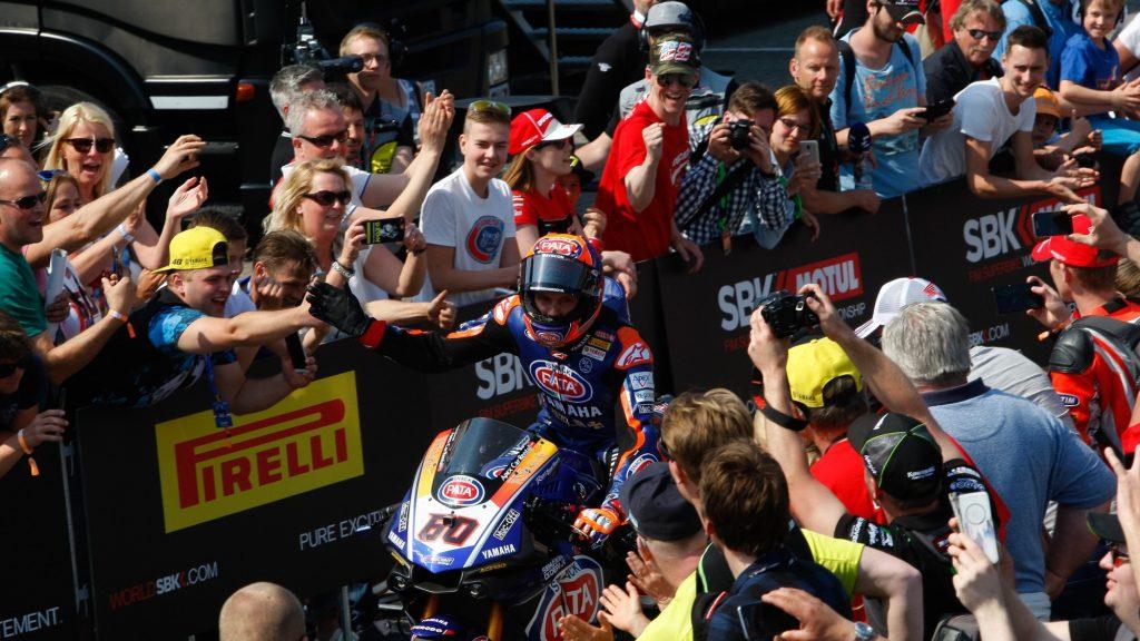 SBK | Motul Dutch Round, Gara2: ancora un podio per Van der Mark