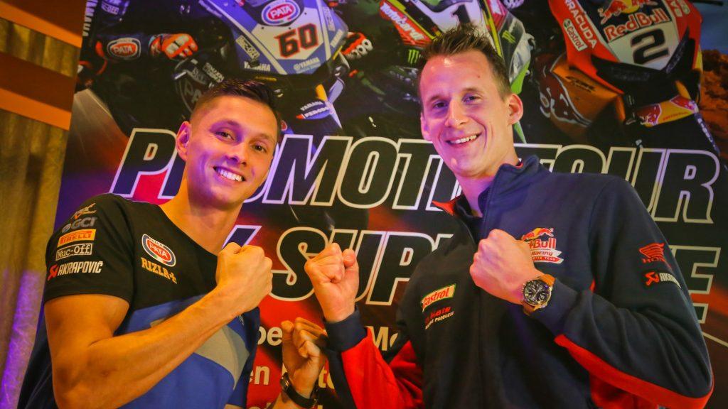 Superbike   Michael Van der Mark punta alla vittoria ad Assen