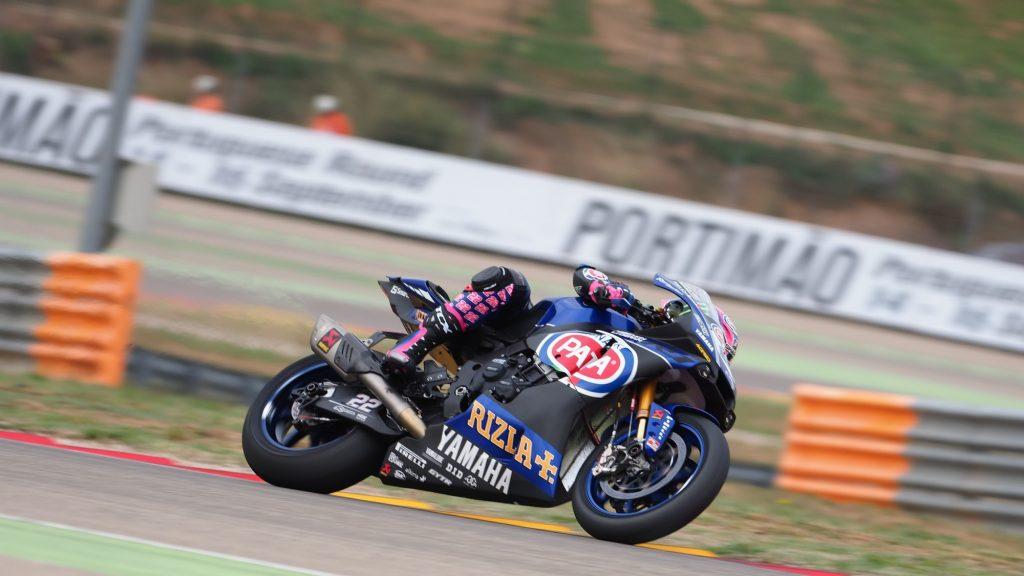 SBK | Pirelli Aragon Round, Gara 2: weekend difficile per Yamaha