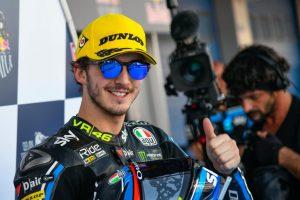 """Moto2   Gp Jerez Qualifiche: Bagnaia, """"Obiettivo top 3"""""""