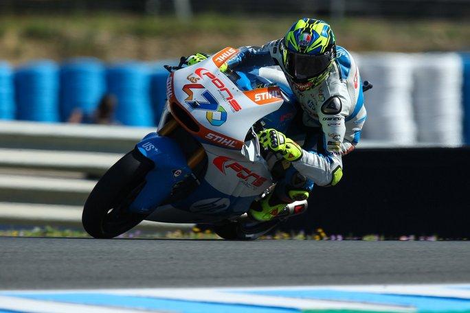 Moto2   Gp Jerez Warm Up: Baldassarri è il più veloce