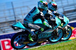 """Moto3   Gp Jerez Qualifiche: Bastianini, """"Domani dovrò rimontare subito"""""""