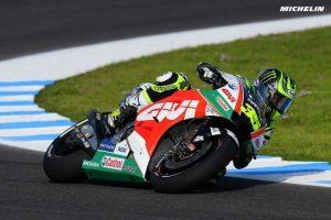 MotoGP   Gp Jerez FP2: Crutchlow è il più veloce, Iannone quarto, Rossi è nono