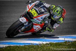 """MotoGP   GP Jerez Gara: Cal Crutchlow, """"Abbiamo gettato al vento un altro buon fine settimana"""""""
