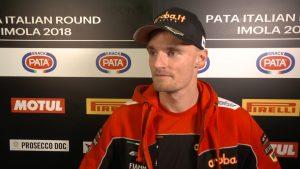 SBK | Pata Italian Round, FP3: Ducati competitiva nelle libere di Imola