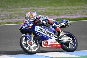Moto3 | Gp Jerez FP1: Di Giannantonio è il più veloce, cinque italiani nella Top Ten