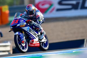 "Moto3 | Gp Jerez Day 1: Di Giannantonio, ""Oggi veramente bene"""