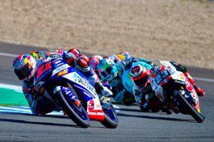 "Moto3 |Gp Jerez Gara: Di Giannantonio, ""Poteva essere la prima vittoria"""