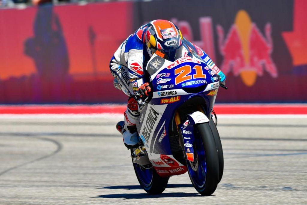 """Moto3   Gp Jerez Preview: Di Giannantonio, """"Spero sia il punto di svolta della mia stagione"""""""