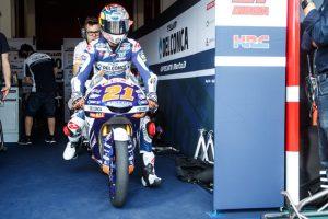 """Moto3   Test Aragon: Di Giannantonio, """"Guardiamo con fiducia a Le Mans"""""""