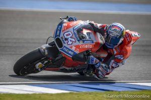 MotoGP | Gp Jerez FP1: Dovizioso sorprende Marquez, KTM strepitosa