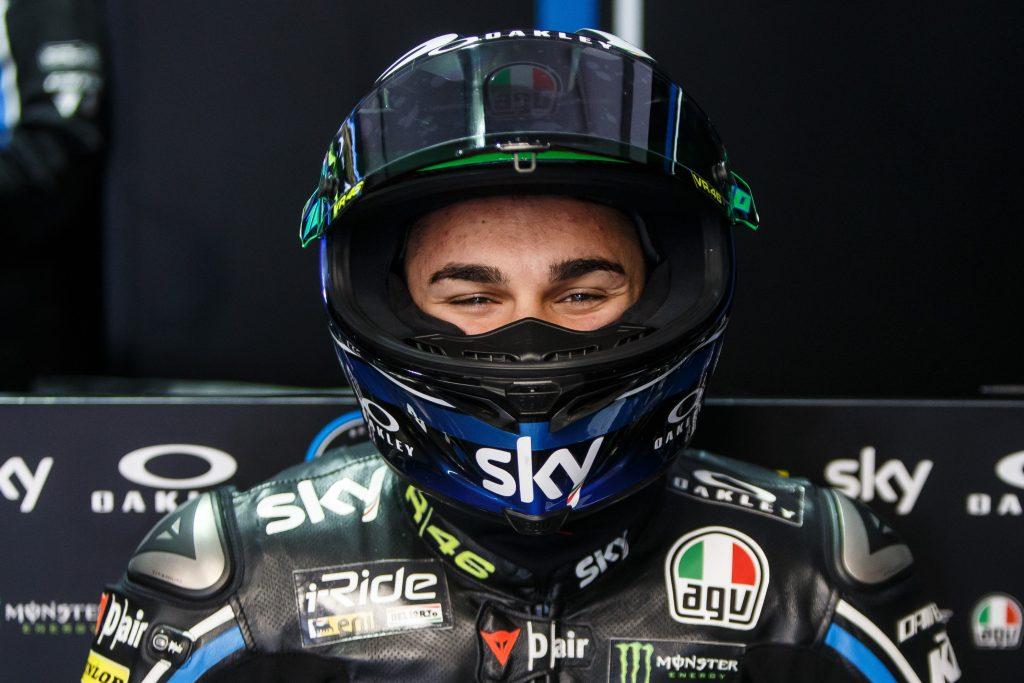 """Moto3   Gp Jerez Day 1: Foggia, """"Abbiamo margine per la qualifica"""""""